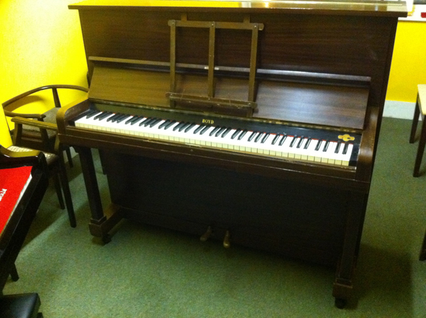 Second Hand Boyd Upright Piano