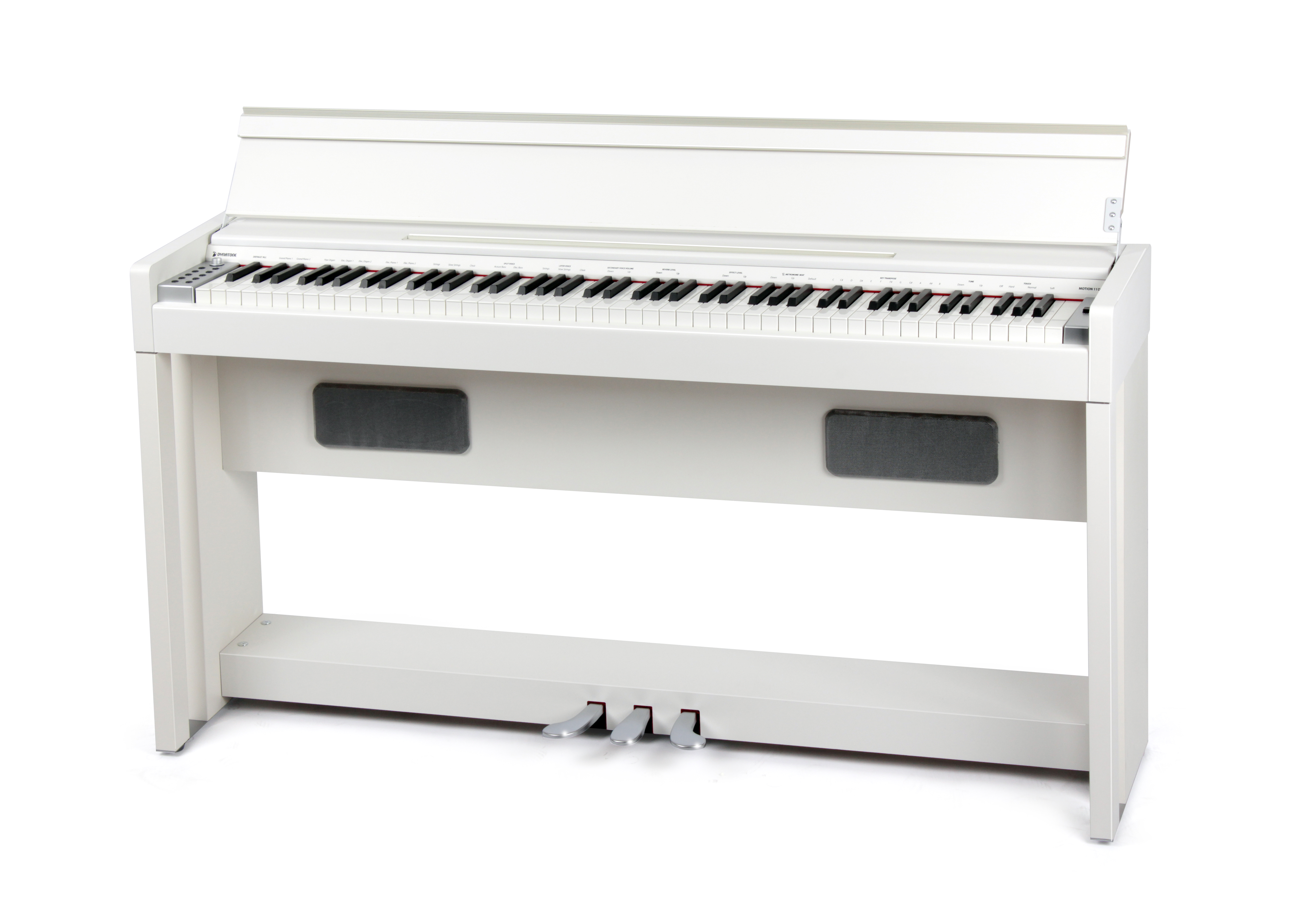 Broadway B2 White Satin