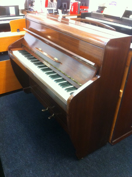 Second Hand Challen Piano