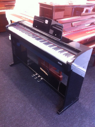 Classenti CDP1 Polished Ebony