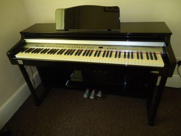 Classenti Heritage Deluxe Piano