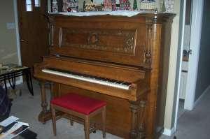 Elburn Piano