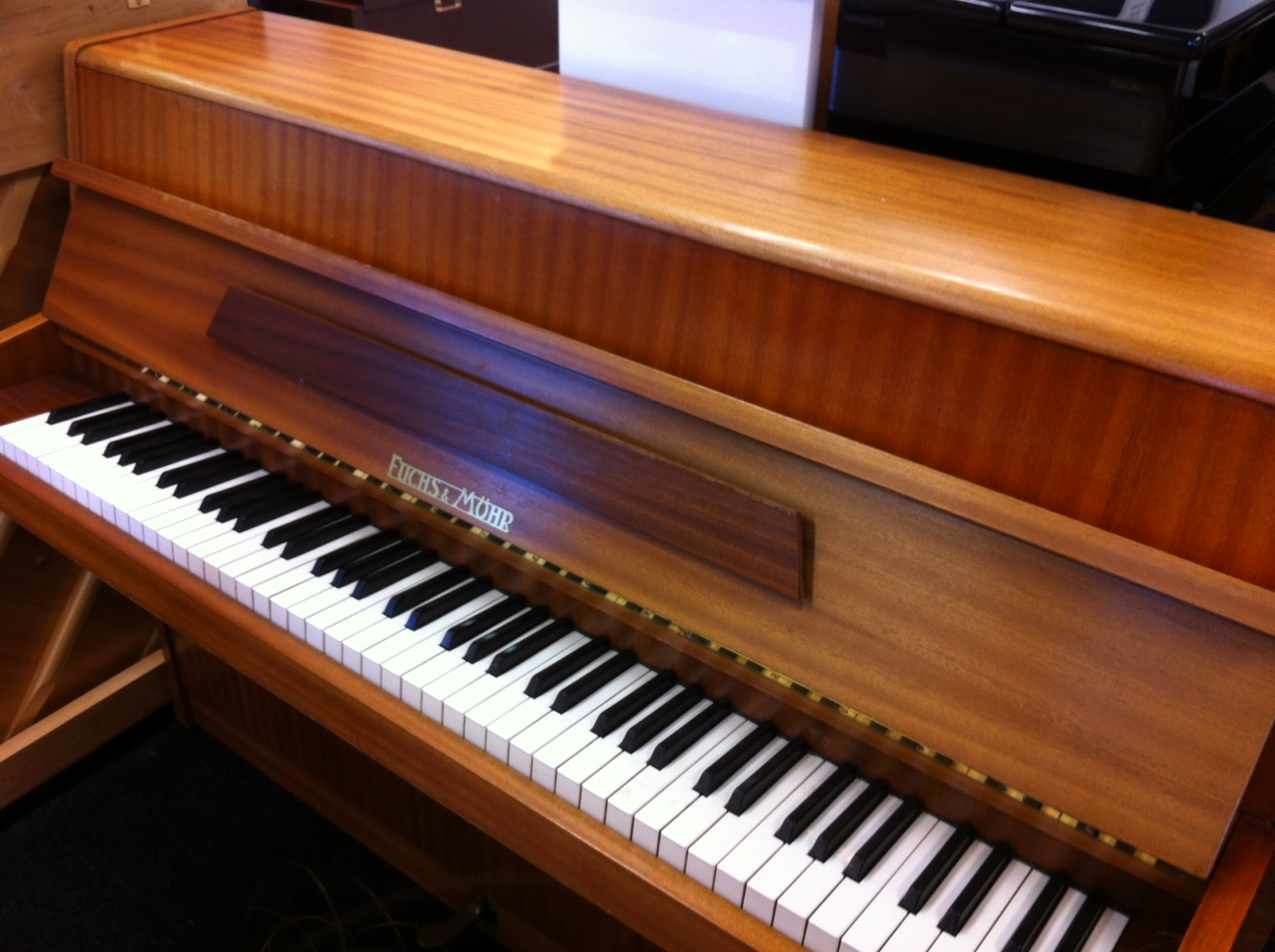 Fuchs and Mohr Piano