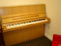 Second Hand Klima Piano