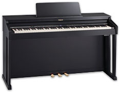 Roland HP503 Satin Black