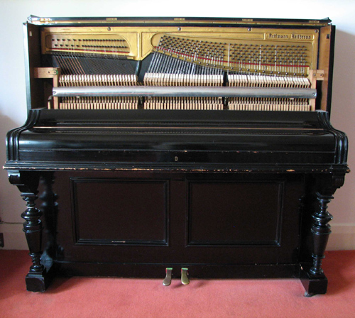 rottmann heilbronn piano. Black Bedroom Furniture Sets. Home Design Ideas