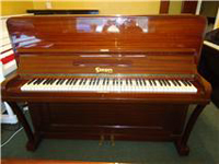 Second Hand Seeger Upright Piano