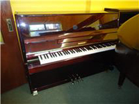 Second Hand Suzuki AU100 Upright Piano