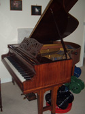 Walburg Grand Piano