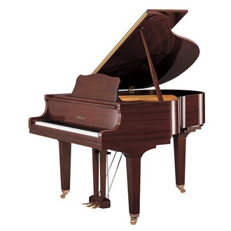 Yamaha DGB1 Disklavier in Polished American Walnut