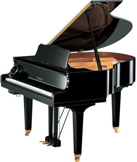 Yamaha GB1K Silent Grand Piano