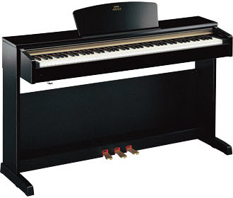 Yamaha YDP-C71 polished ebony