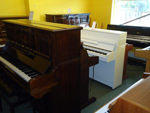 Upright Piano Showroom 2