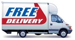 Free delivery anywhere in the UK