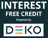 Interest Free Finance by Deko