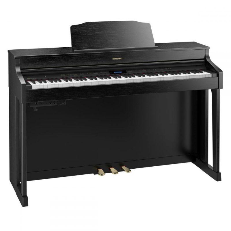 Roland HP603 Contemporary Black