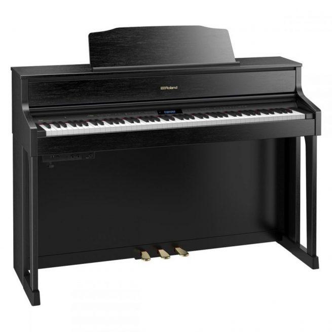 Roland HP605 Contemporary Black