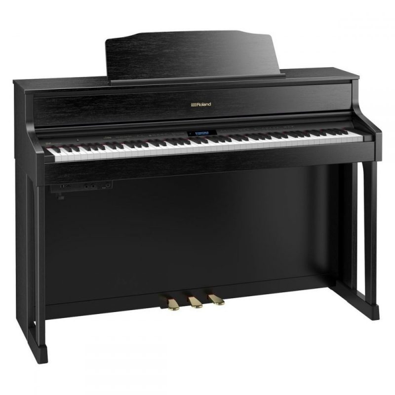 Roland HP605 Contemporary Black