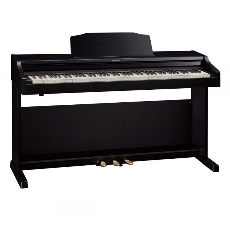 Roland RP501R Contempoary Black