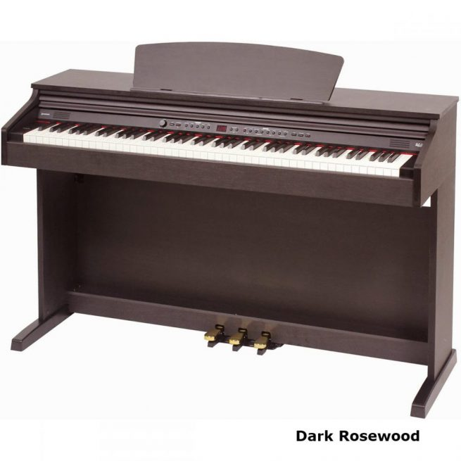 Broadway EZ-102 in dark rosewood
