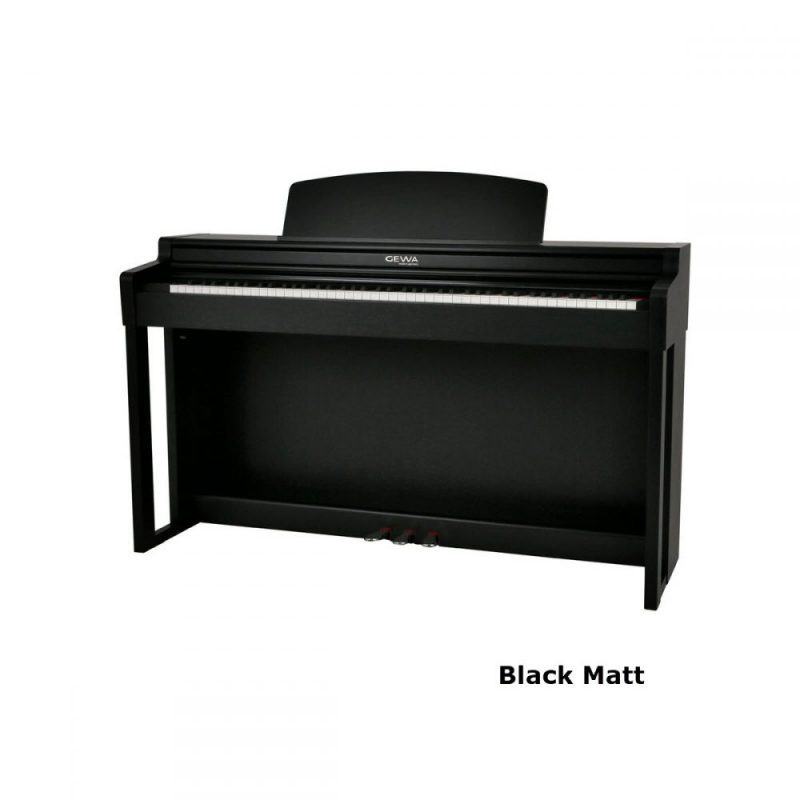 Gewa UP260G Black Matt