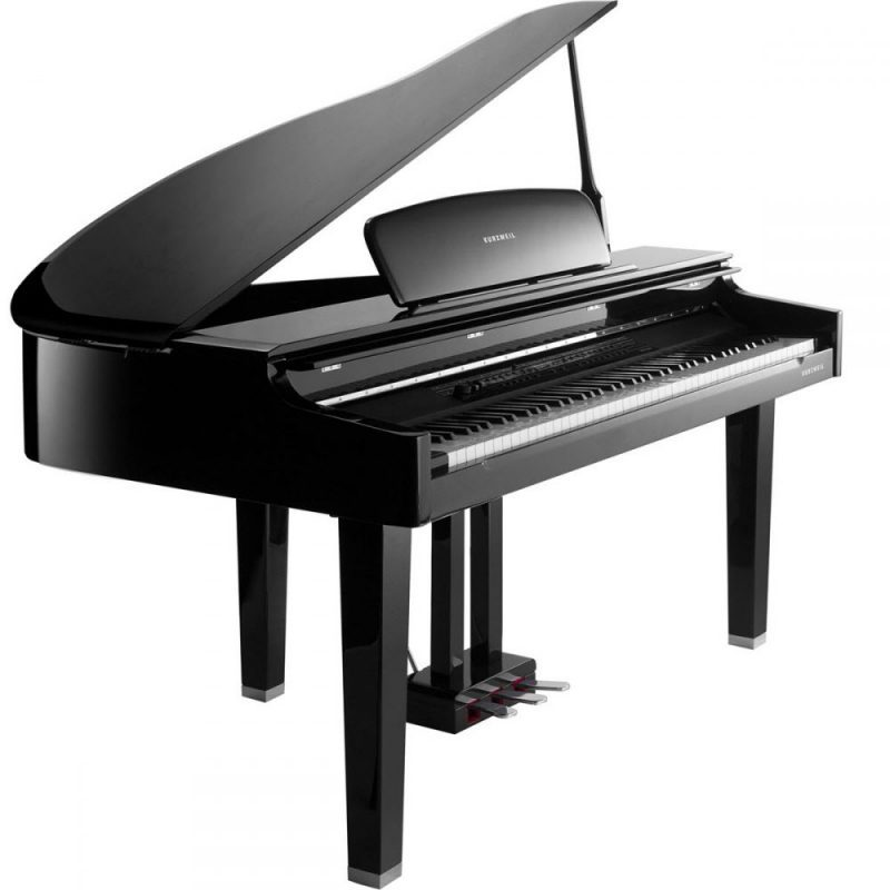 Kurzweil CGP220W Polished Ebony