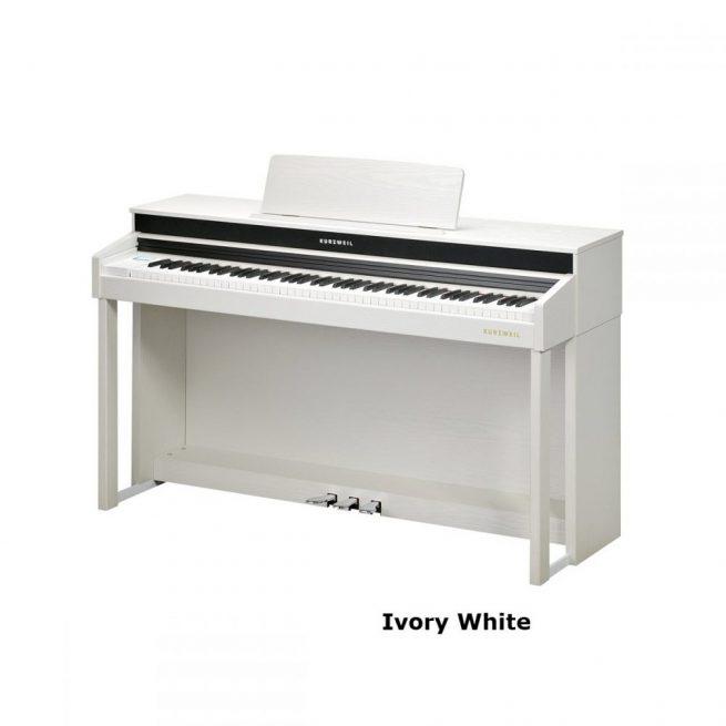 Kurzweil CUP320 Ivory White