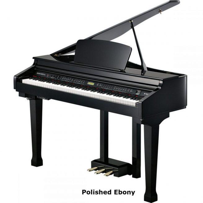 Kurzweil KAG100 Polished Ebony