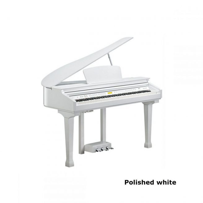 Kurzweil KAG100 Polished White