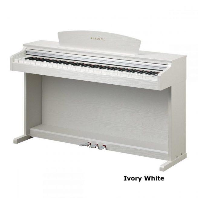 Kurzweil M110 Ivory White