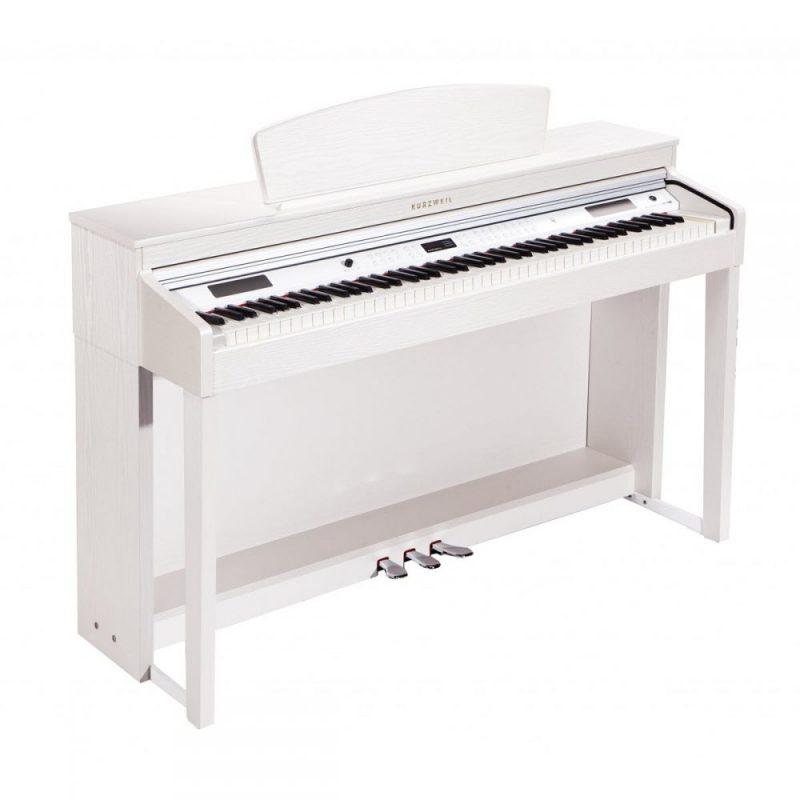 Kurzweil M3W Ivory White