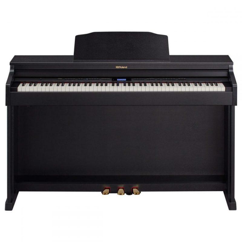 Roland HP601 Contemporary Black