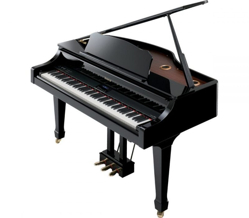 Roland RG-3F Polished Ebony