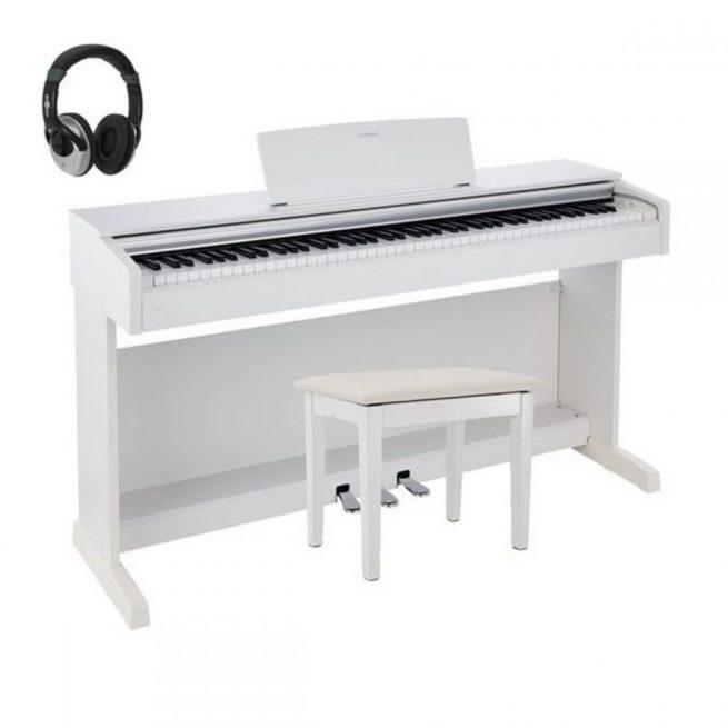 Yamaha YDP143 White Satin