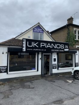 UK Pianos Shop in Enfield