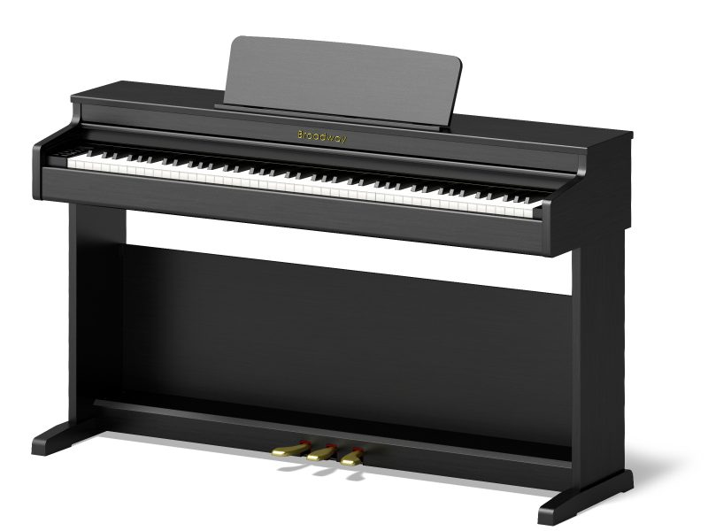 Broadway BW1 Digital Piano in Black